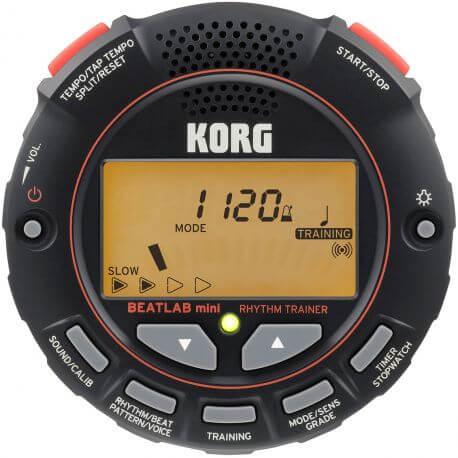 Metrónomo Afinador Korg Beatlab Mini