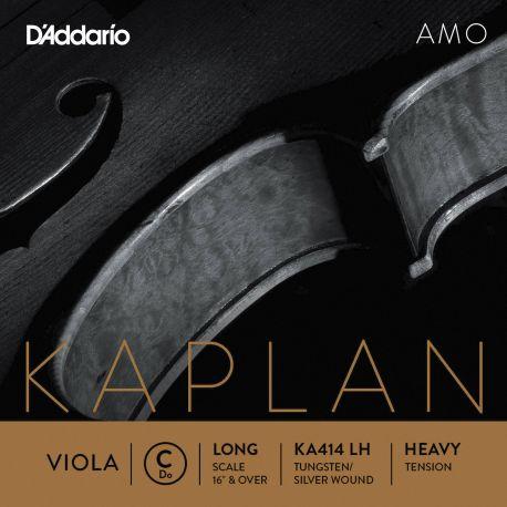 Cuerda 4ª Do Viola D'Addario Kaplan Amo Ka414 LH