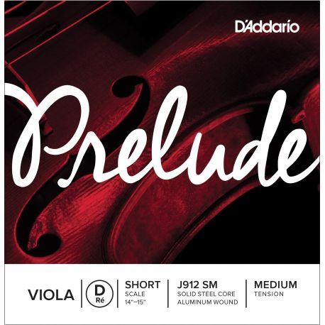 Cuerda 2ª Re Viola D'Addario Prelude J912 SM