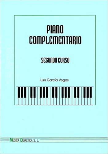 Piano Complementario 2º García Vegas