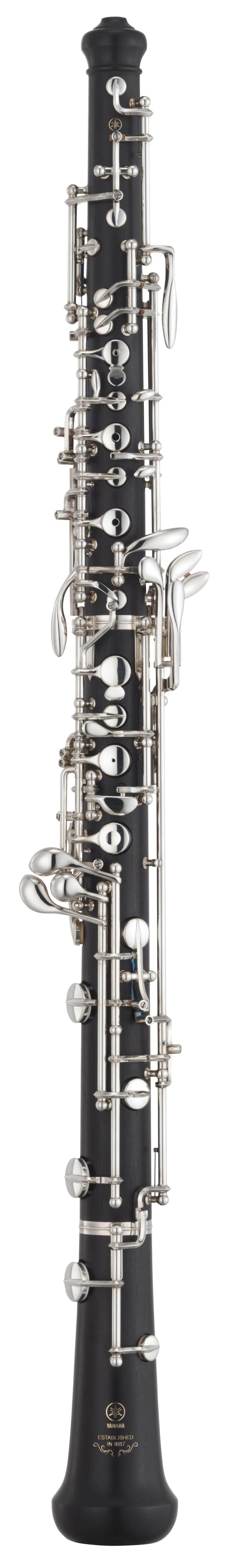Oboe Yamaha Yob-431E Granadilla