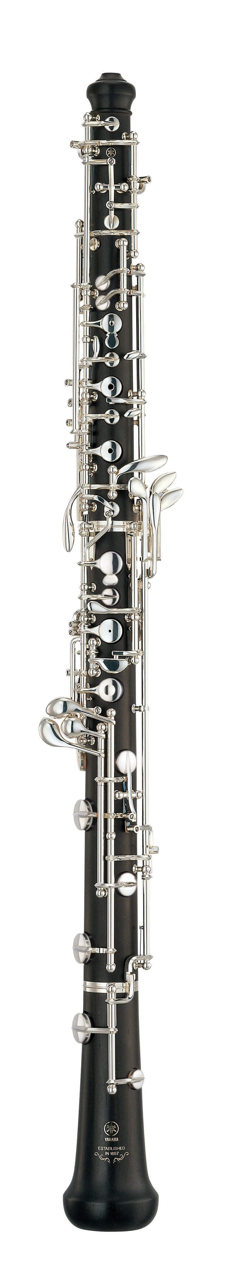 Oboe Yamaha Yob-432Mf Granadilla