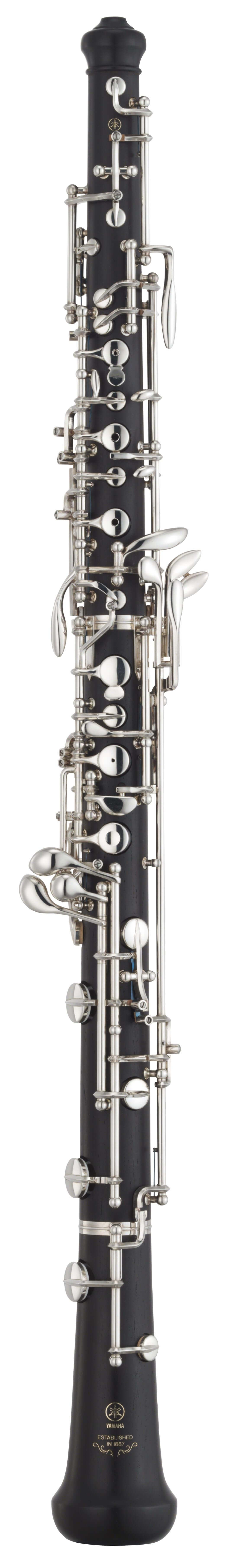 Oboe Yamaha Yob-431Mbe Granadilla