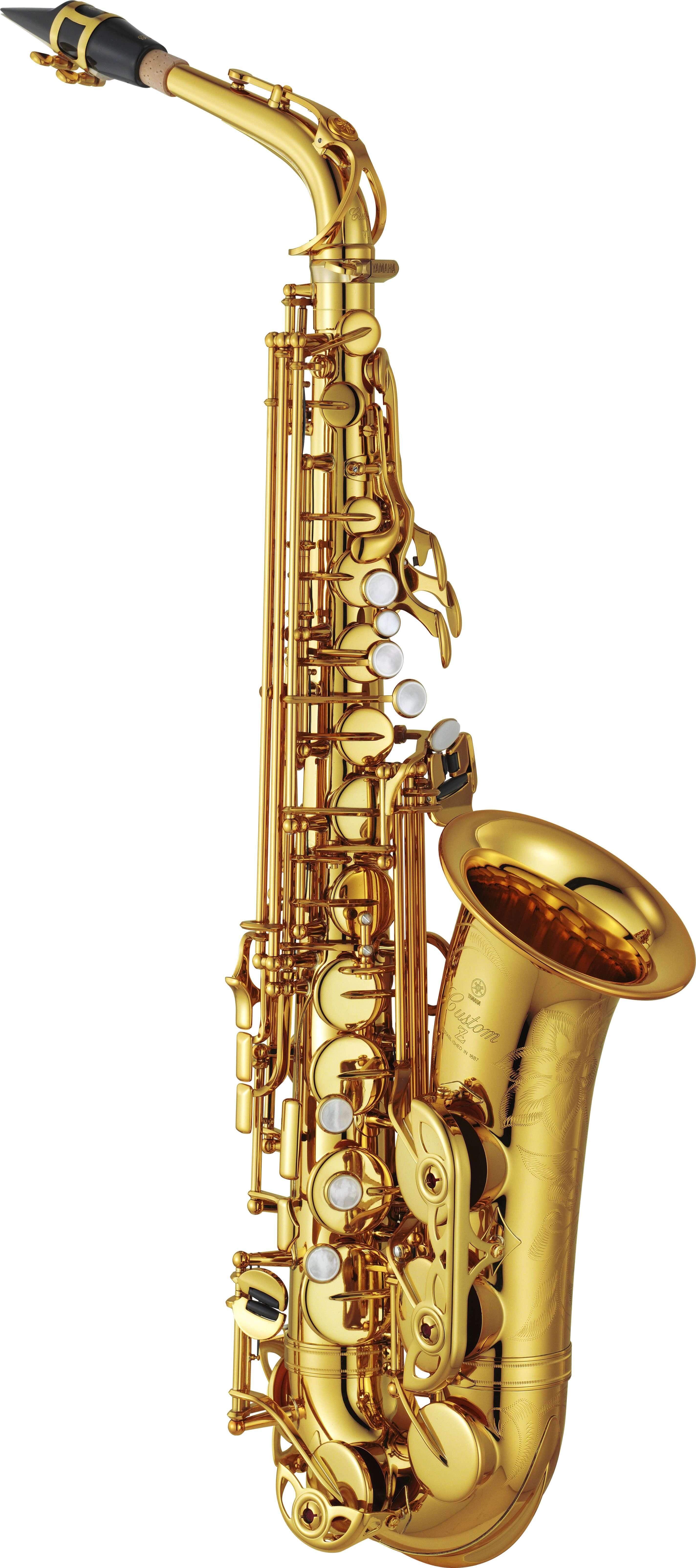 Saxofón Alto Yamaha YAS-82Z Lacado