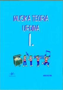 Musika Teoría Urdina Vol.1 (Euskera) (+Fichas)
