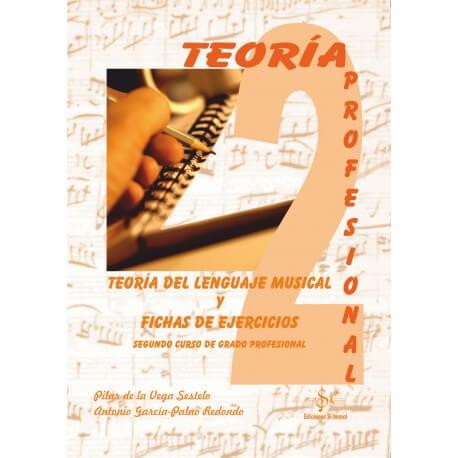 Teoria Del Lenguaje Musical Y Fichas 2ºprofesional