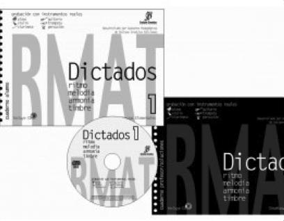 Dictados V.1 Rmat Alum/Prof+Cd