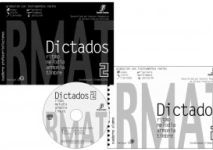 Dictados V.2 Rmat Alum/Prof+Cd