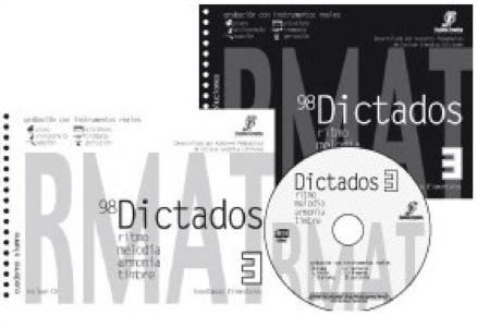 Dictados V.3 Rmat Alum/Prof+Cd