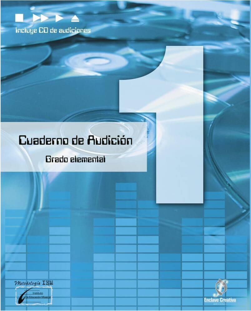 Cuaderno Audicion 1 Elemental Molina