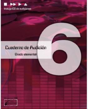 Cuaderno Audicion 6 Elemental Molina