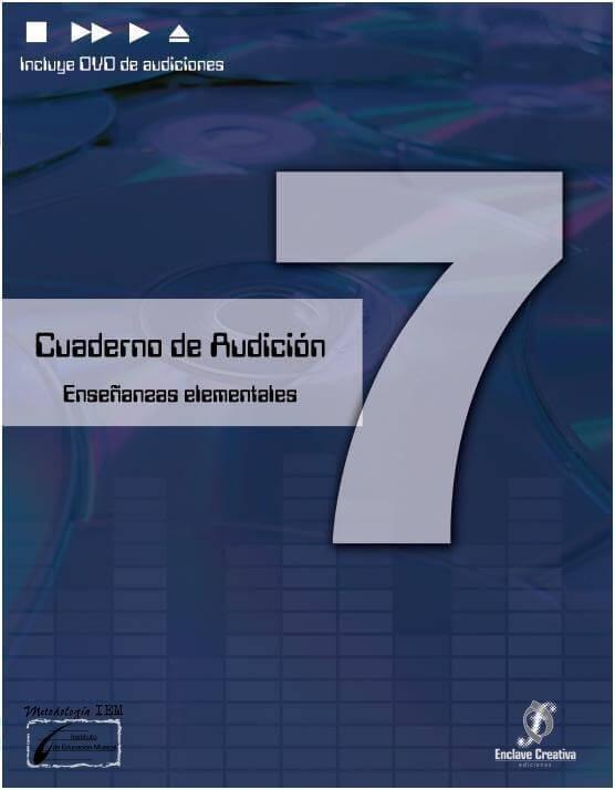 Cuaderno Audicion 7 Elemental Molina