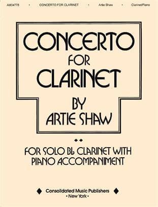 Concerto for Clarinet. Artie Shaw