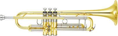 Trompeta Yamaha YTR-8335G 04 Lacada