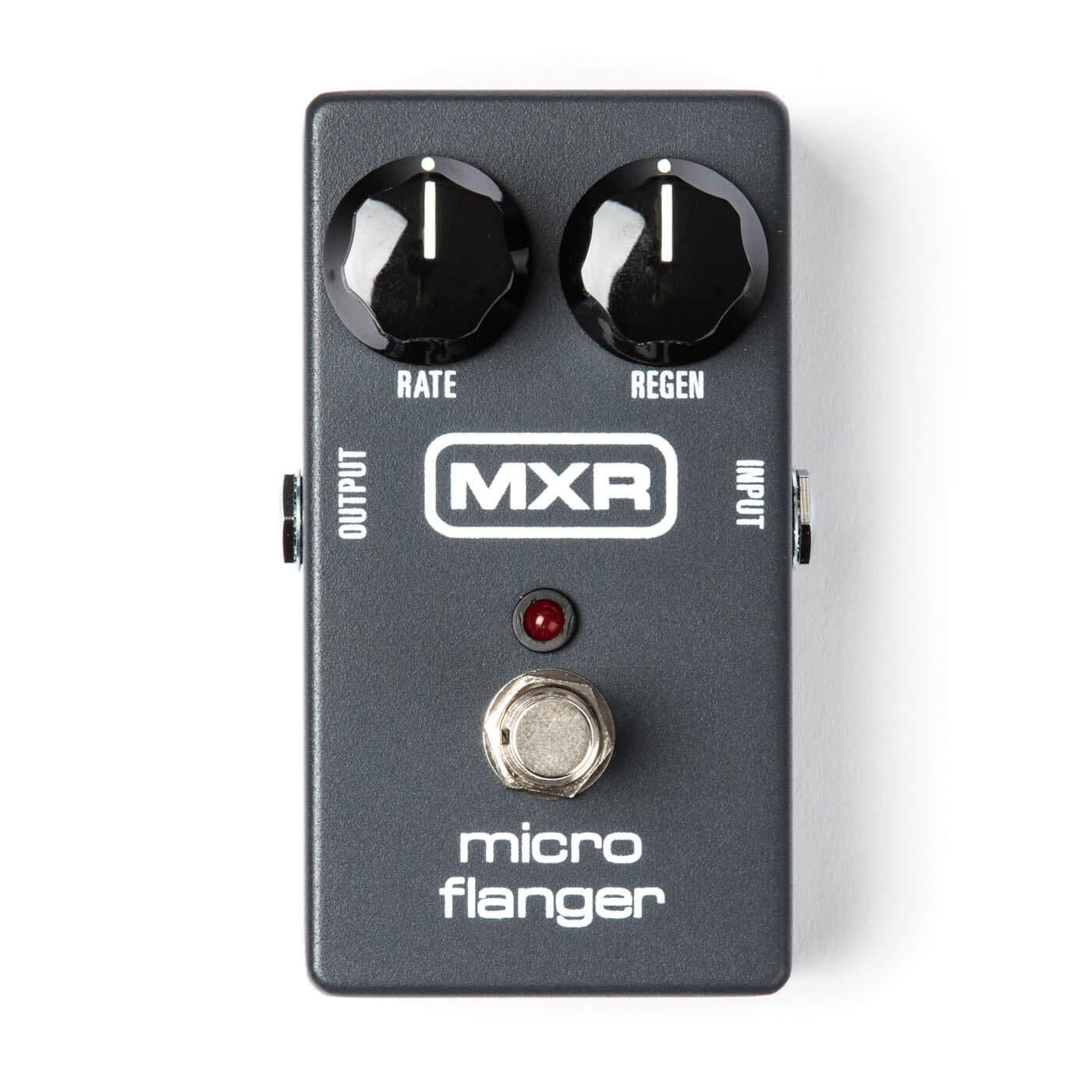 Pedal Dunlop MXR FX Micro Flanger