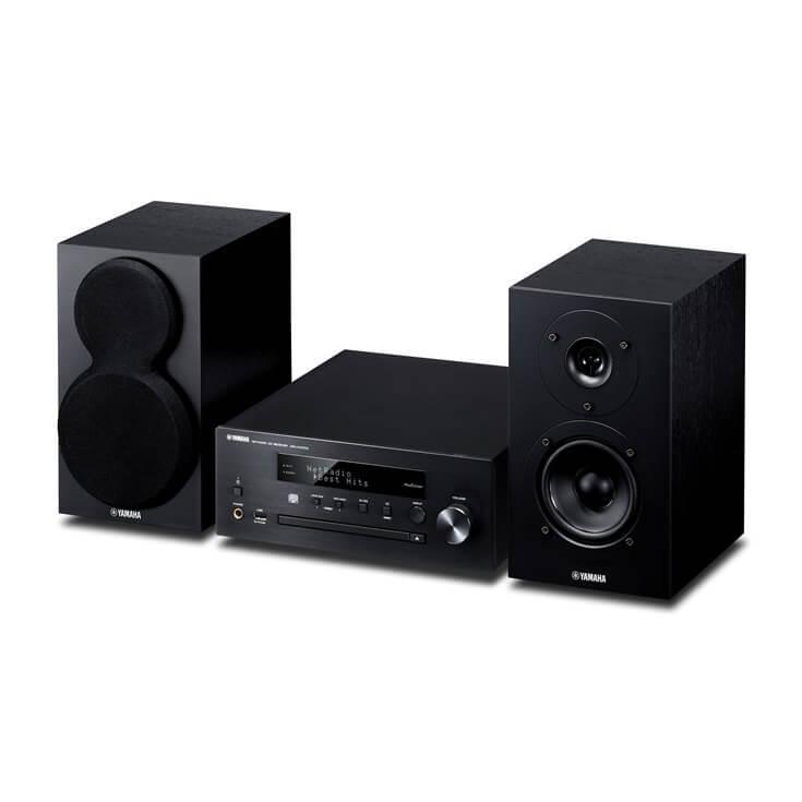 Musiccast Yamaha Mcr-N470D Negro/Negro