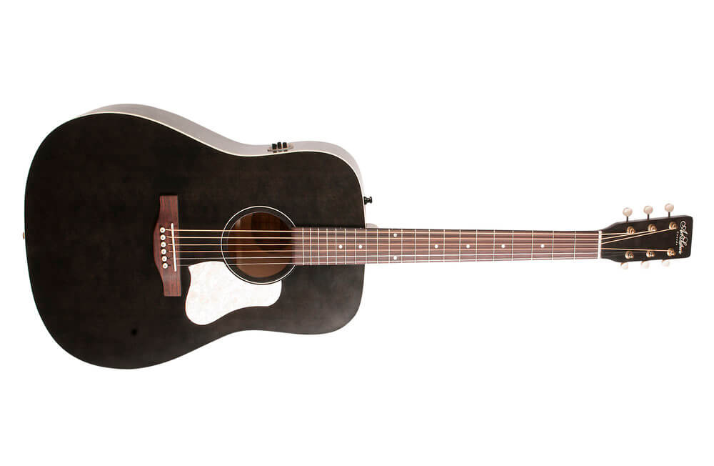 Guitarra Art & Lutherie Americana / Faded Black