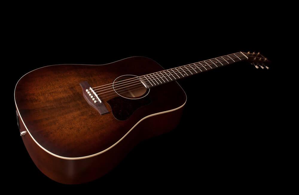 Guitarra Art & Lutherie Americana / Bourbon Burst