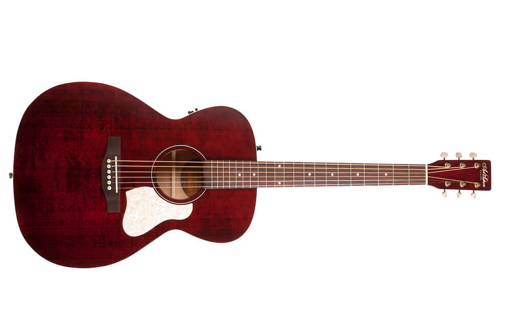 Guitarra Art & Lutherie Legacy / Tennessee Red Q1T