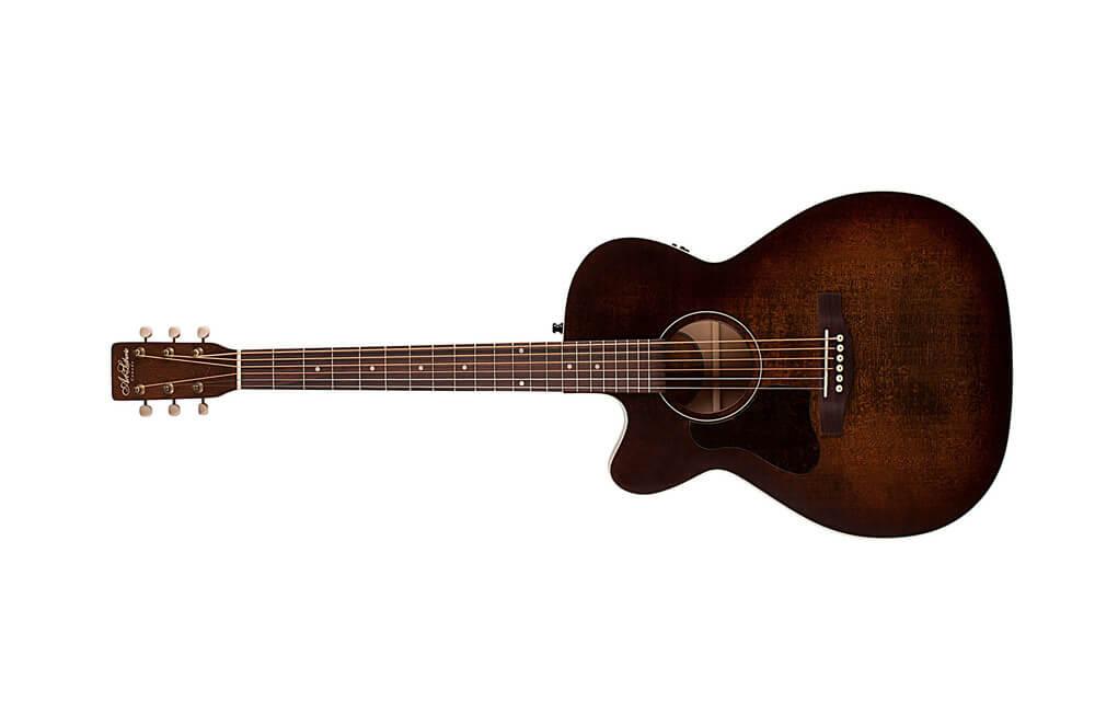 Guitarra Art & Lutherie Legacy Versión Zurdos / Bourbon Burst CW Q1T