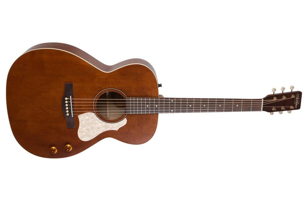 Guitarra Art & Lutherie Legacy / Bourbon Burst Q1T