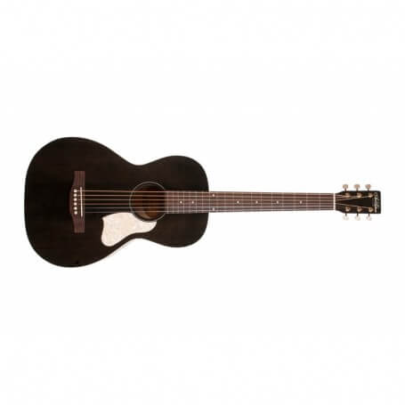 Guitarra Art & Lutherie Legacy / Faded Black Q1T