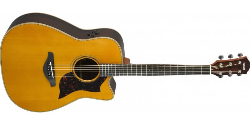 Guitarra Electroacústica Yamaha A3R Are