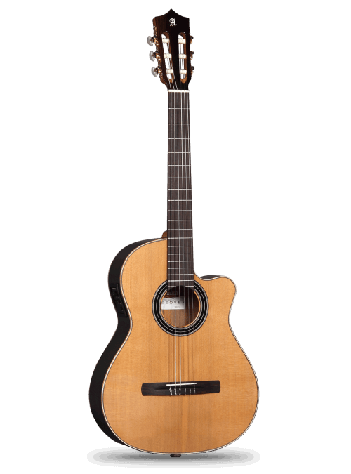 Guitarra Alhambra Cross-Over CS-LR Serie S E1