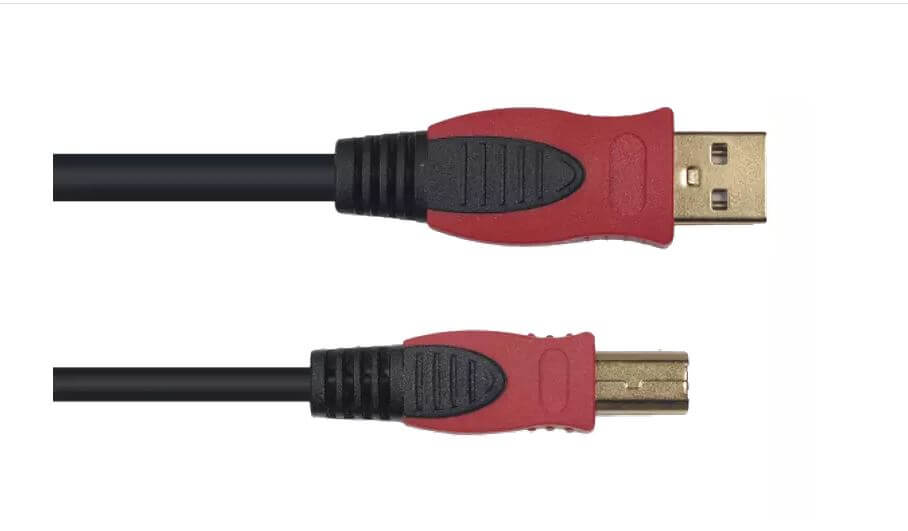 Cable Usb Yellow Cables Usb 1M