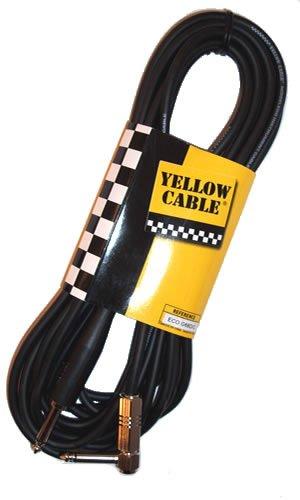 Cable Guitarra/Bajo Eléctrico Yellow Cables Jack-Jack 6M