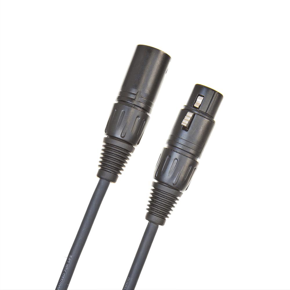 Cable De Micrófono Planetwaves Pw-Cmic25