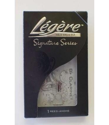 Caña Clarinete Legere Signature 2½