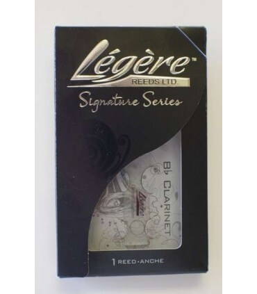 Caña Clarinete Legere  Signature 3¾