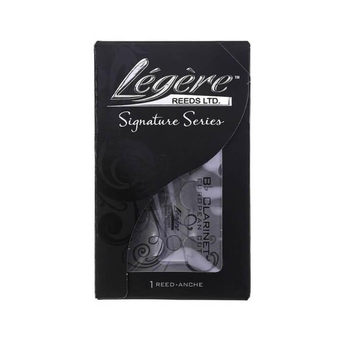 Caña Clarinete Signature Legere Signature 2½Corte Europeo