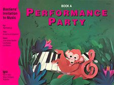 Performance Party - Book A