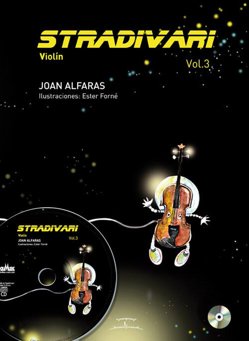 Stradivari violín Vol. 3 +CD