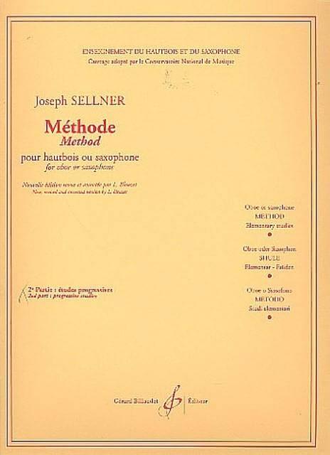 12 Dúos Oboe Nº1.  Sellner