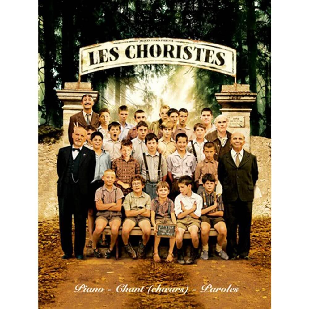 Los Chicos del Coro. BSO. Voz y piano