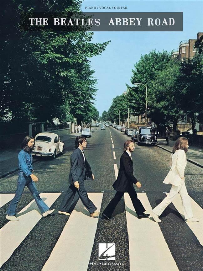 The Beatles - Abbey Road. Piano, voz y guitarra