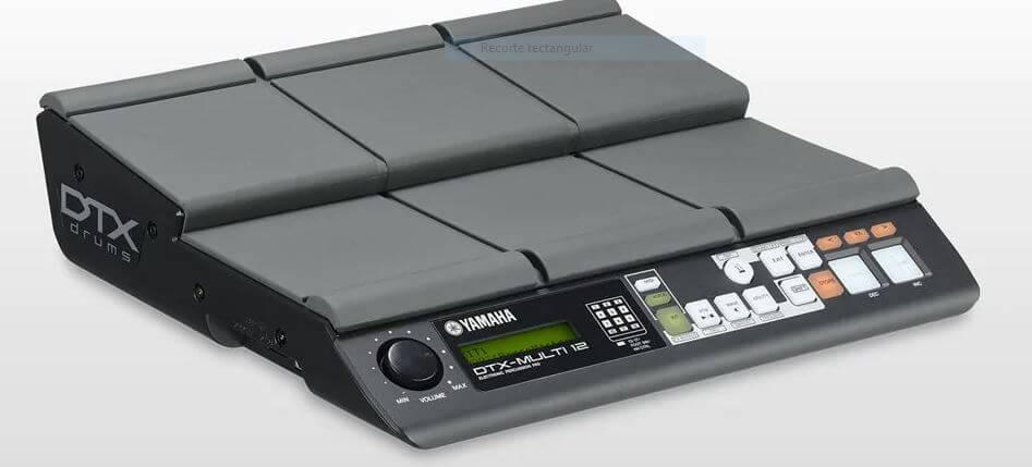 Multipad Yamaha Dtxm12