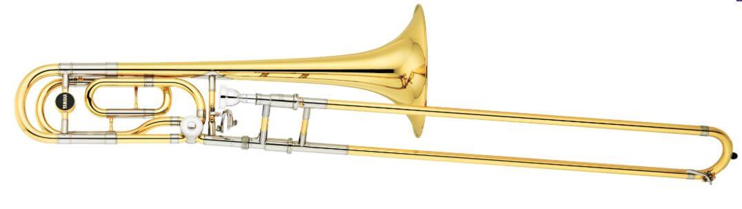 Trombon Tenor con transpositor en Fa Yamaha YSL-882 NS