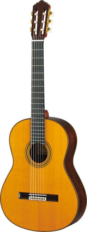 Guitarra Clásica artesanal Yamaha GC42C Cedro
