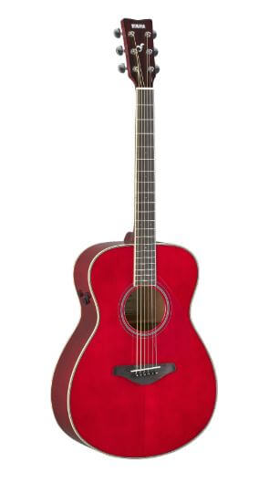 Guitarra Transacustica Yamaha FS-TA