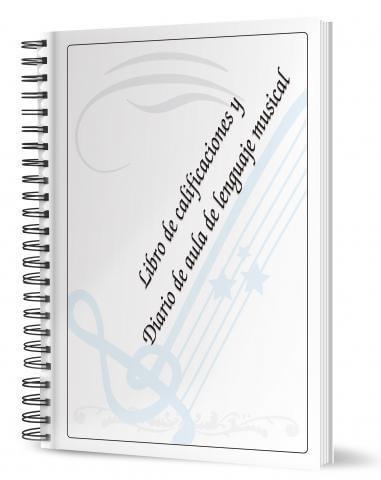 Libro de calificaciones y diario de aula de instrumento. Perandones