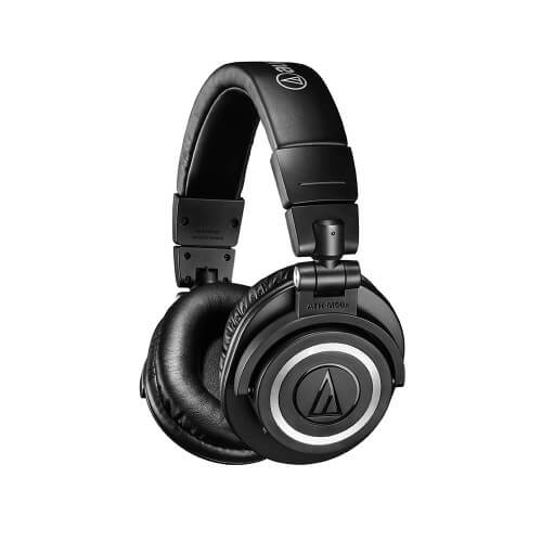 Auriculares Audio Technica inalambrico bluetooth M50XBT