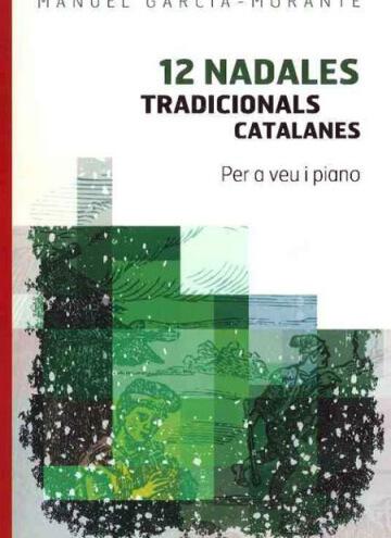 12 Nadales tradicionals catalanes. Voz y piano