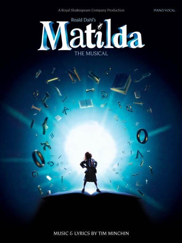 Roald Dahl's Matilda - The Musical (PVG)