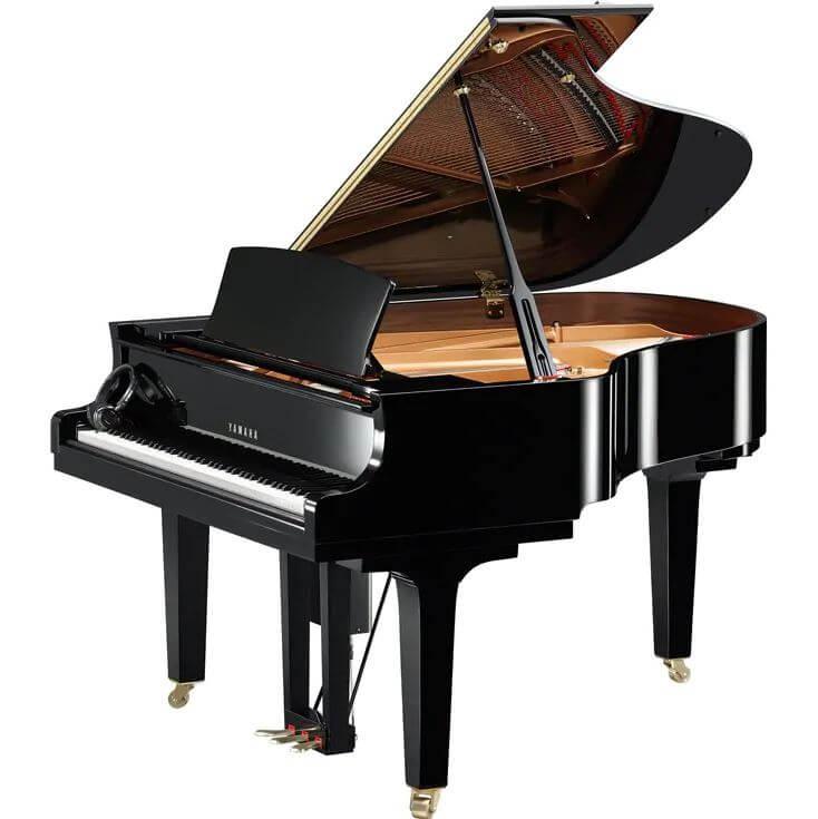 Piano de Cola Disklavier Yamaha C5X ENSPIRE PRO