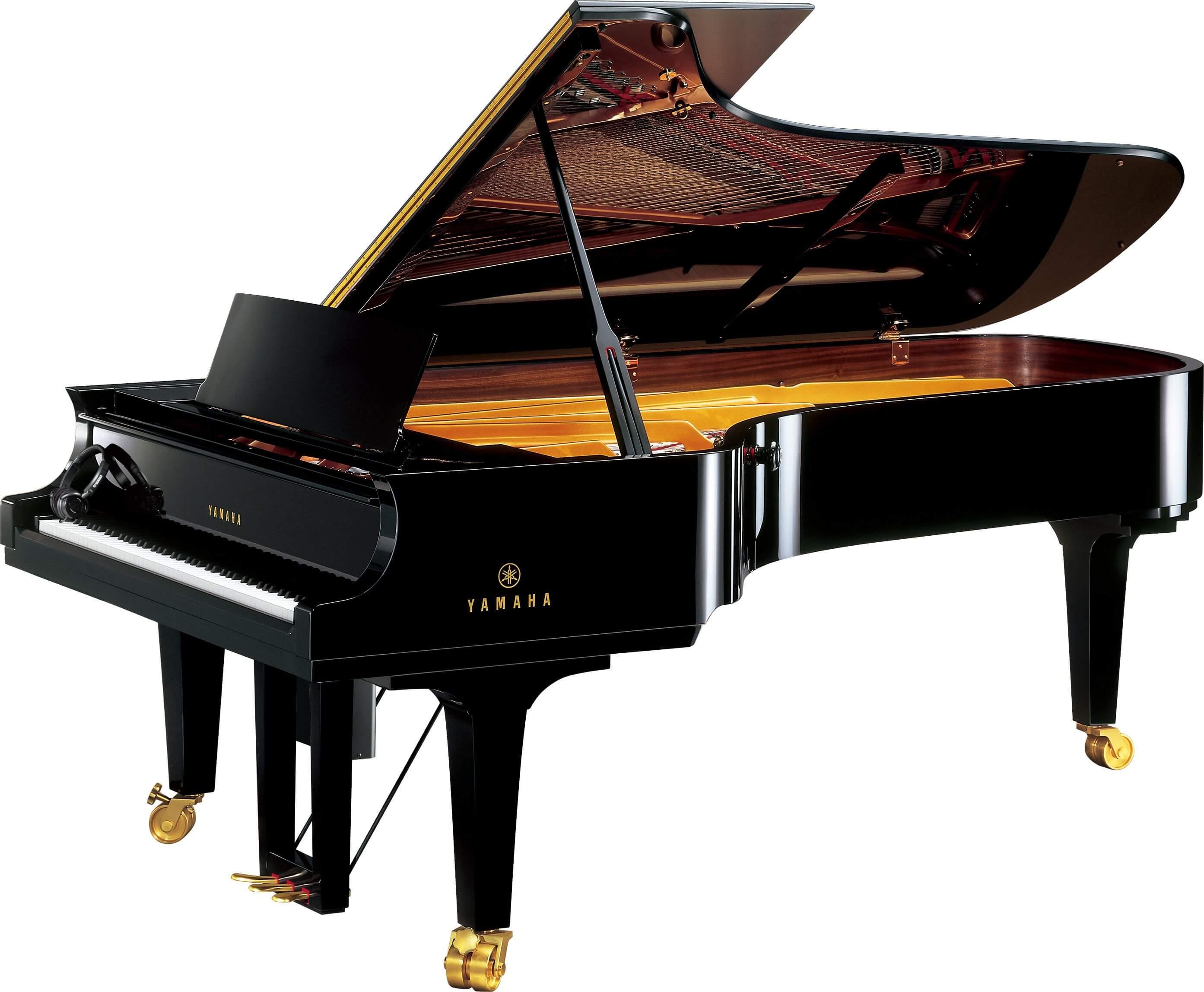 Piano de Cola Disklavier Yamaha CFX ENSPIRE PRO