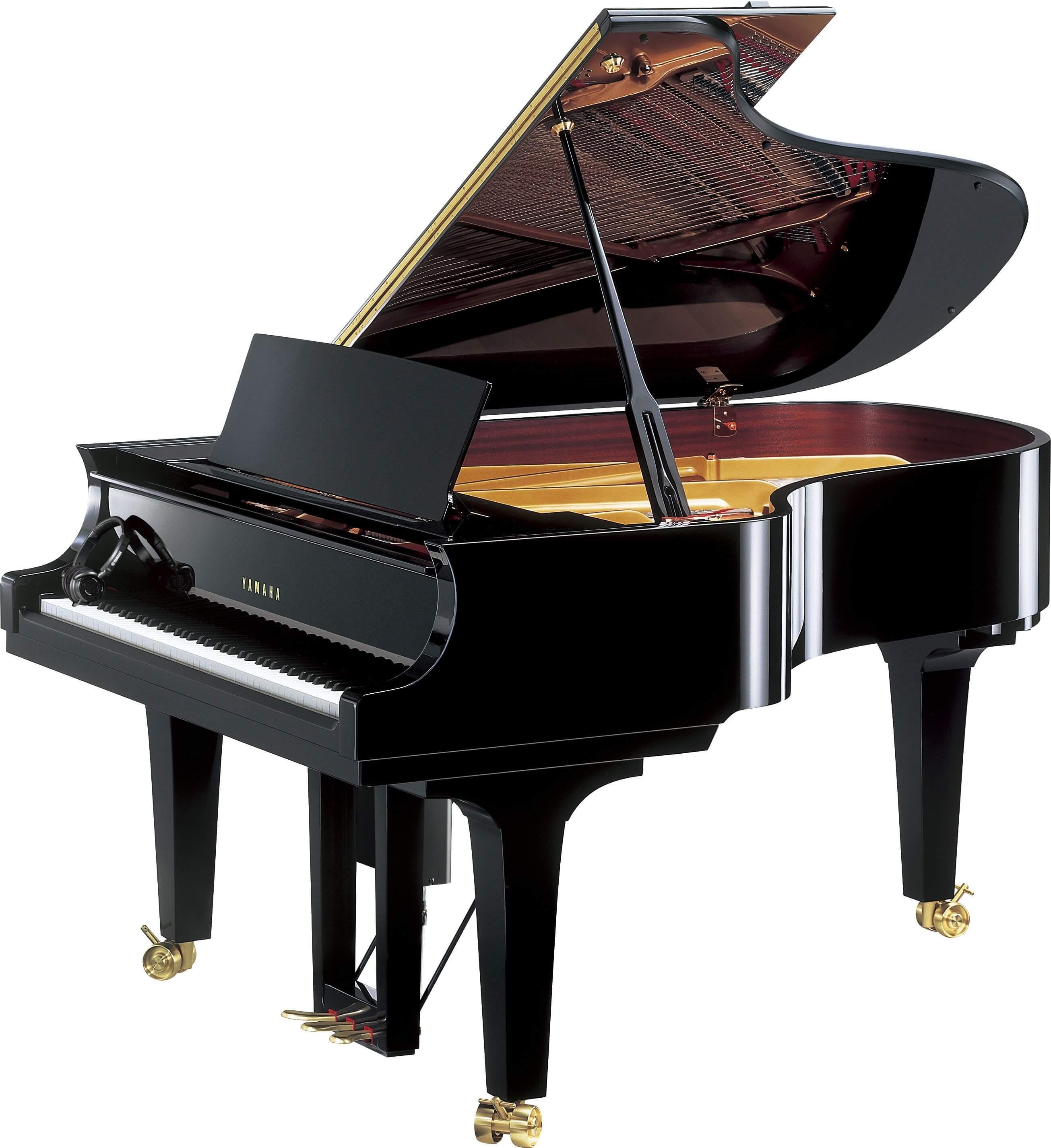 Piano de Cola Disklavier Yamaha CF4 ENSPIRE PRO